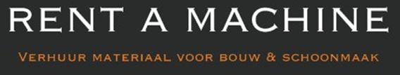 Rent a Machine.be |  Verhuur van bouwdrogers logo